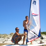 Windsurf handicap orosei
