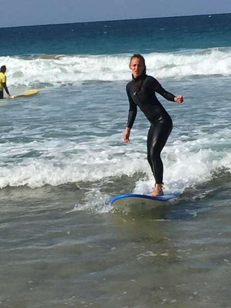 Surf Courses